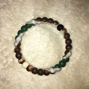 Lokai camo bracelet